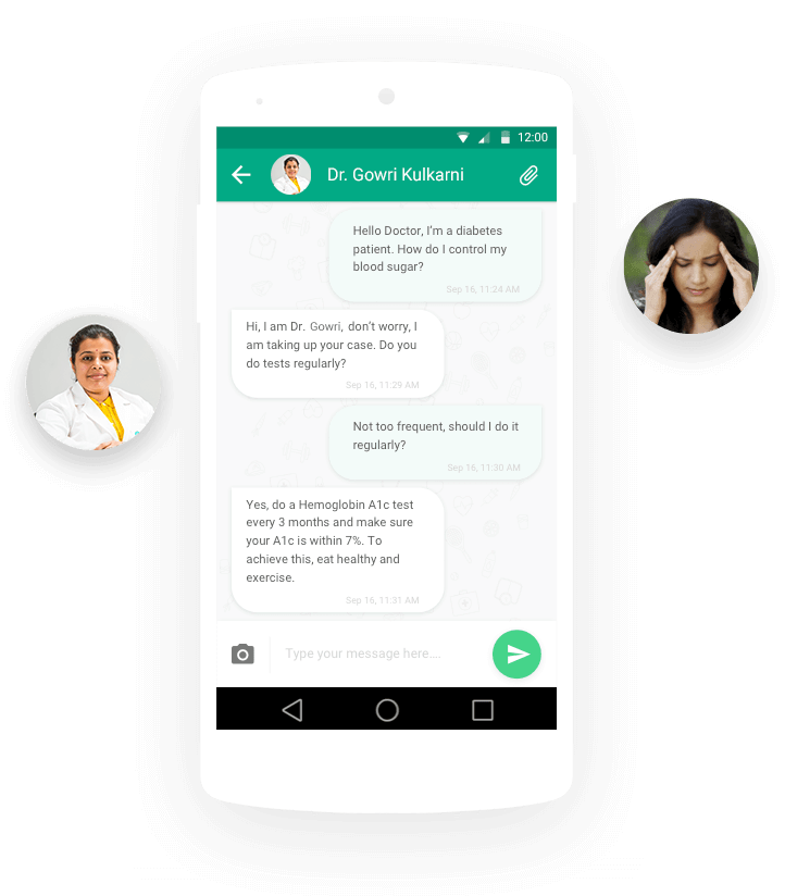Online Doctor Consultation on DocsApp